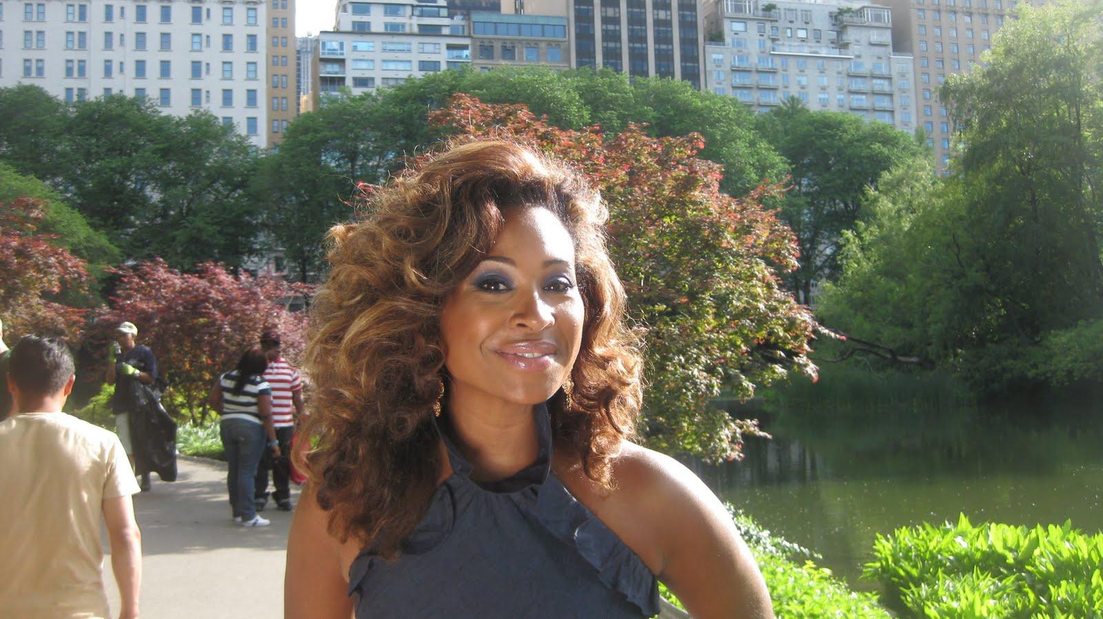 Tanika Ray's Natural Hair Journey