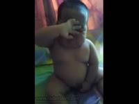Janji Tak Nakal lagi sambil Nangis, Video Bocah ini Dijamin Bikin Tertawa
