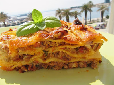 Najbolje lasagne / The best lasagna