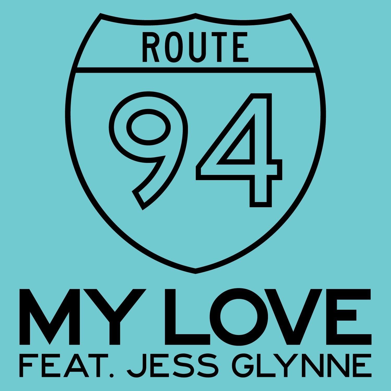 ROUTE 94 Feat  JESS GLYNNE - My Love (Acapella) - FULL FREE MEGA