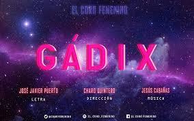 Gádix  (Coro). COAC 2019