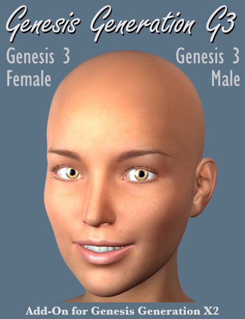 GenX2 AddOn for Genesis 3