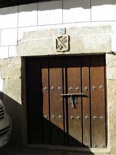 Calle históricas de Candeleda