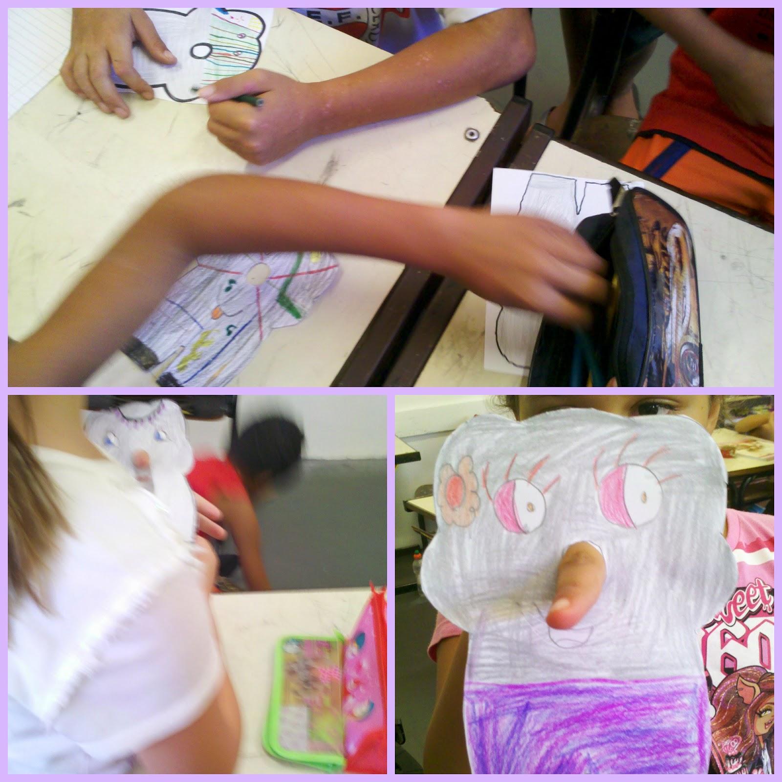atividades inglês