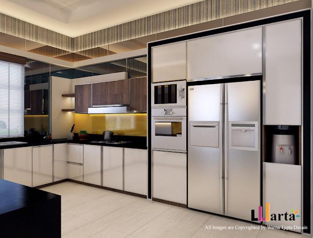 Terima Buat Kitchen Set Bandar Lampung Gading Serpong BSD Tangerang