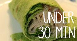 http://www.fantasticalsharing.com/2010/07/one-pot-meals-and-under-30-min.html#Under30Min