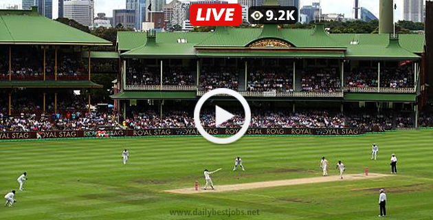 IND Vs AUS 2018 Live Streaming 4th Test Series Cricket Live Score, Australia Vs India 2019