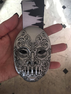 HRC Unmasked 10 mile run for your life medal