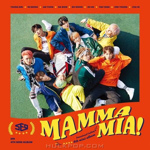 SF9 – SF9 4th Mini Album `MAMMA MIA!` (FLAC + ITUNES PLUS AAC M4A)