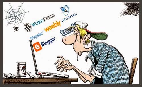 Blogger Harus Punya Blog Banyak