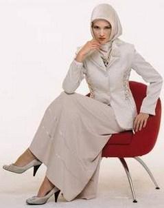 model seragam kerja elegan