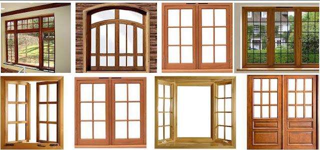 gambar desain jendela rumah kayu minimalis - jendela rumah idaman