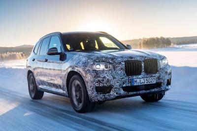 2018 BMW X3: Redesign, Caractéristiques, Moteurs, Prix