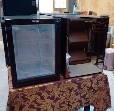 Tủ lạnh khách sạn - minibar homesun 40l