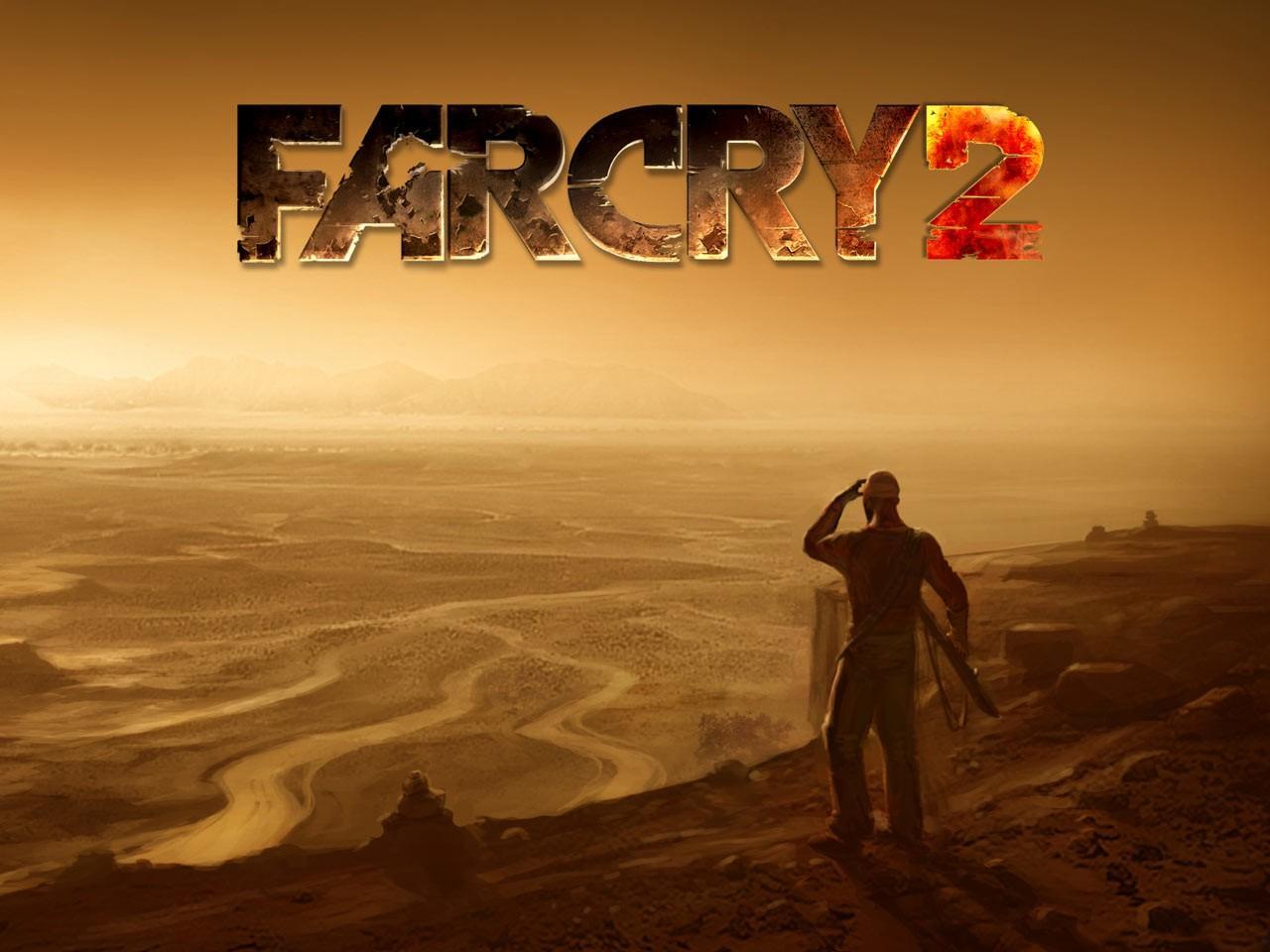 Imelda Mcconnell Far Cry 2 Wallpaper