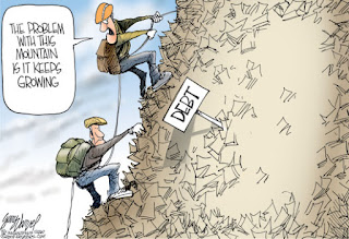 Debt Mountain: 3 Steps to Help Make it a Shorter Climb