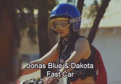 Fast Car - Jonas Blue & Dakota - Lyrics, Chords and Video | Lyrics ...