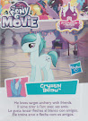 MLP Wave 21 Crystal Beau Blind Bag Card