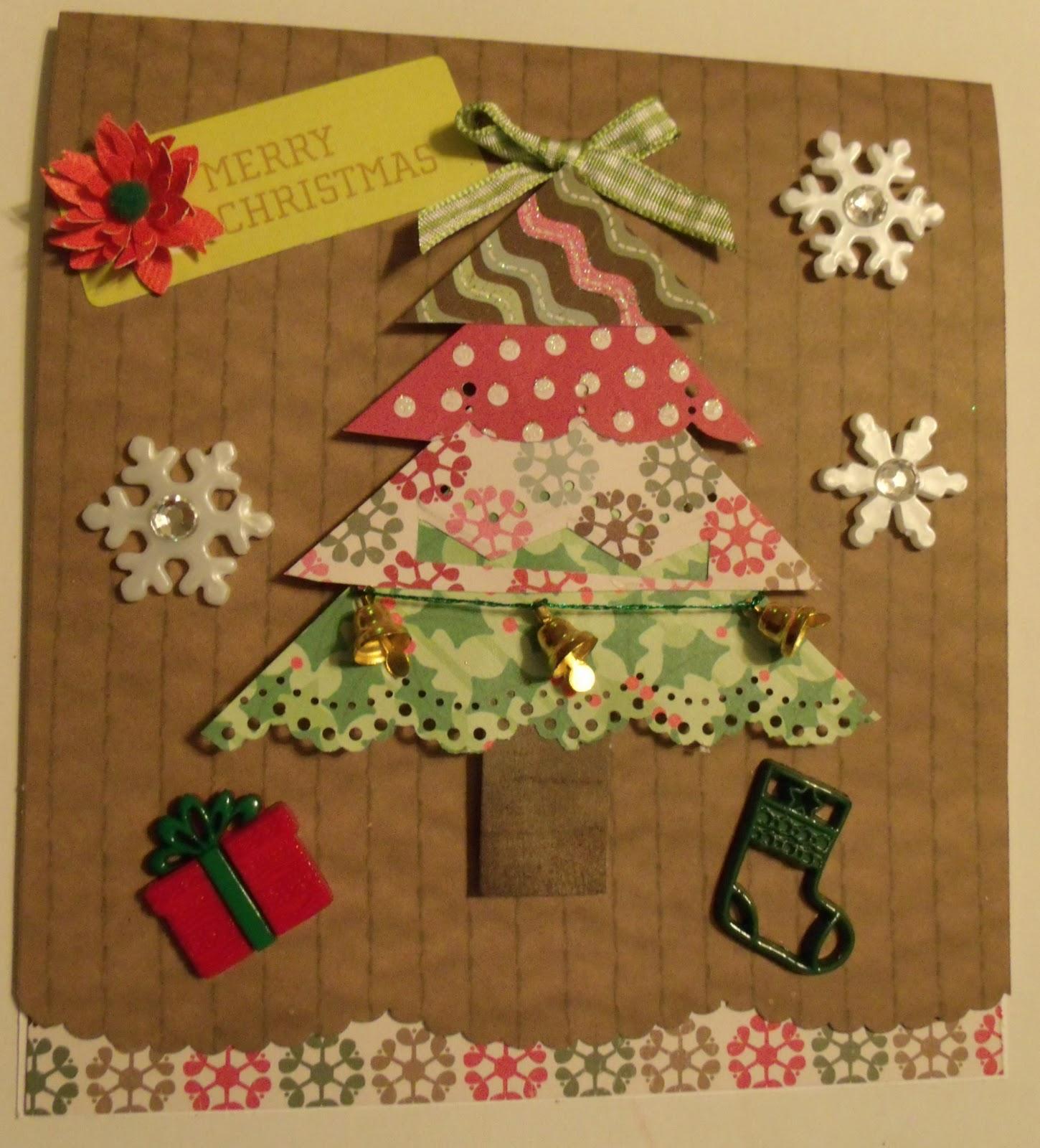 Sweet Lil Cricut: Christmas Cards