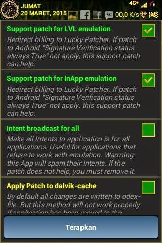 Cara Mod Game Offline Android Dengan Lucky Patcher