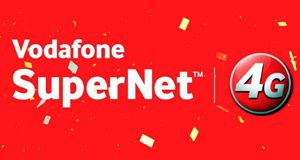 Vodafone SuperNet 4G services