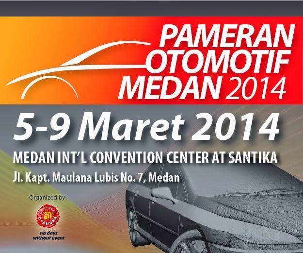 Pameran Otomotif Medan
