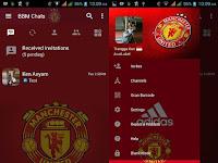 Bbm Mod Manchester united F.C v3.2.5.12 Apk Terbaru