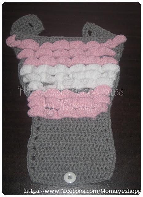 Crochet, Diaper Cover, Headband