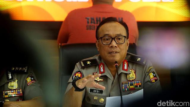 """Dua Orang Penyebar """"Video Server KPU Disetting Menangkan Jokowi"""" Masih Diburu"""