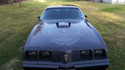 This is one beautiful machine 1979 Trans Am! Anyone else agree? www.TransAm1979.com