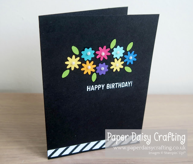 Bitty blooms punch pack Stampin Up
