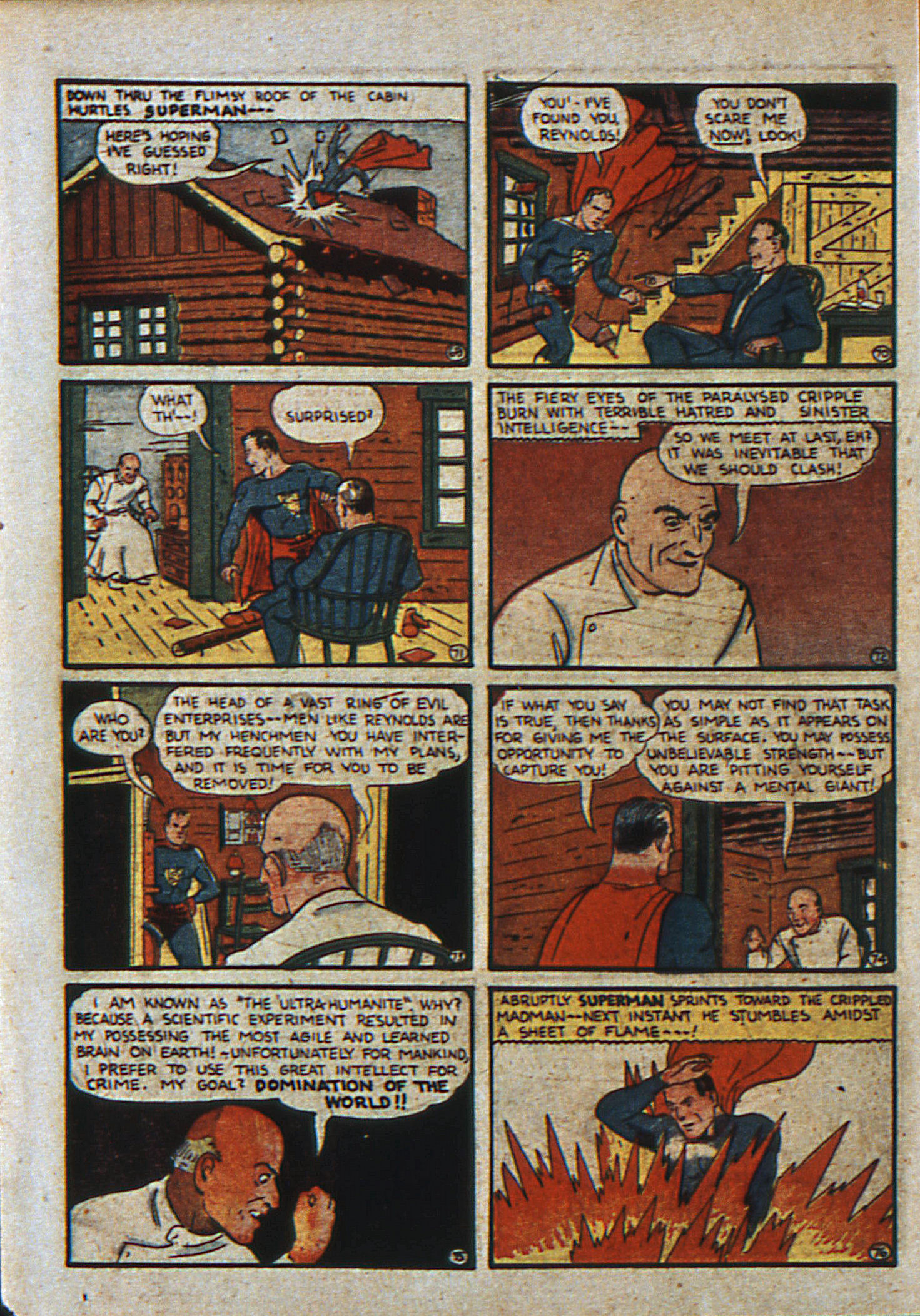 Action Comics (1938) 13 Page 11