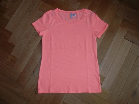 Tričko oranžové
