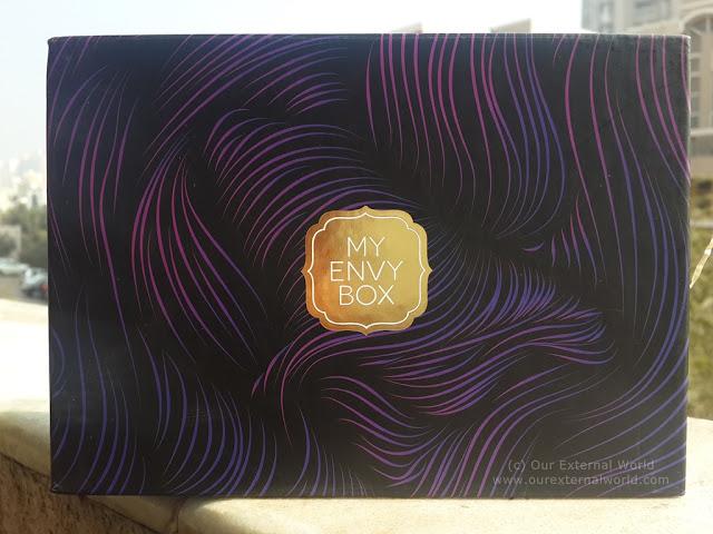 My Envy Box January Beauty Box