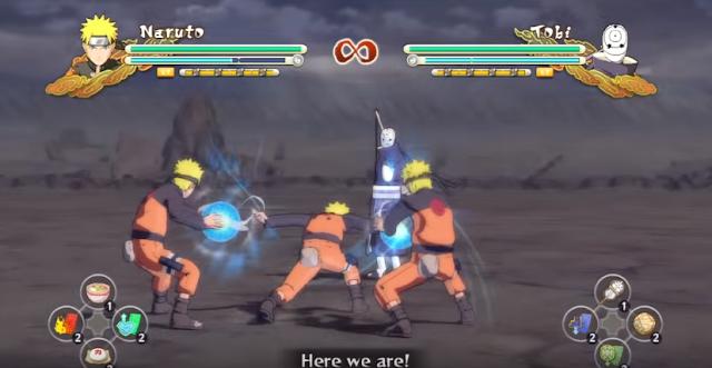 Naruto Shippuden Ninja Storm 3 PC Game Download