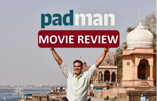 film review padman akshay kumar sonam kapoor