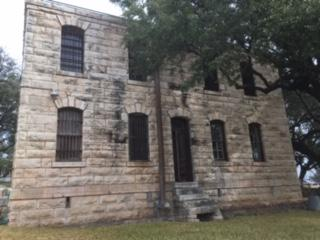 old sutton county texas jail