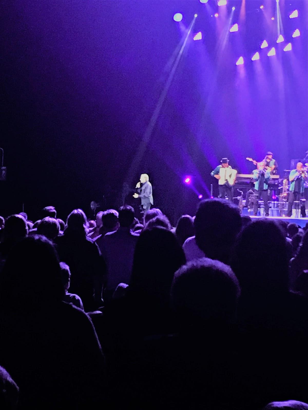 Neil Diamond Th Anniversary Tour Opening Act