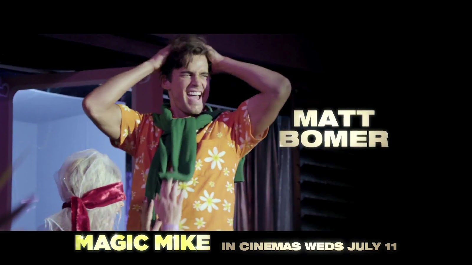 Magic Mike Trailer