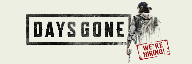 Bend Studio contratando para equipe do AAA Days Gone