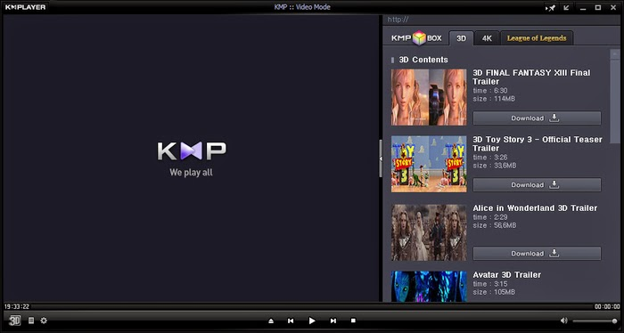 Download KMPlayer