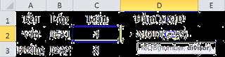 tinhoccoban.net - Hàm MOD trong Excel