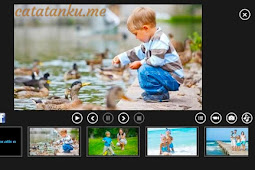 Cara membuat video clip maker for you tube