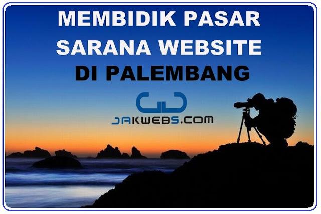 JASA PEMBUATAN WEBSITE PALEMBANG