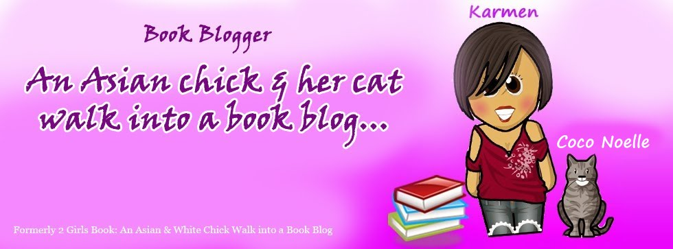 An Asian Chick & Her Cat Walk into a Book Blog