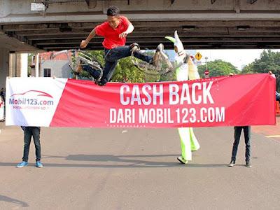 Cash back Mobil123.com