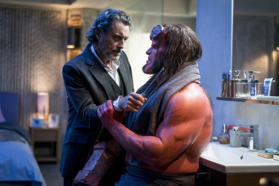 David Harbour, Ian McShane