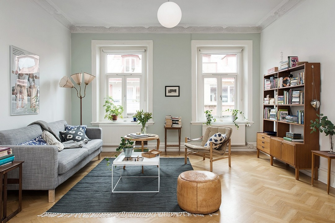 d couvrir l 39 endroit du d cor jolie association de couleurs froides et chaudes. Black Bedroom Furniture Sets. Home Design Ideas