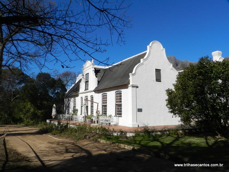 Vinícola Boschendal Africa do Sul