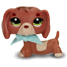 Littlest Pet Shop Mommy and Baby Dachshund (#3601) Pet